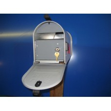 GrayDoor Mailbox Locking System